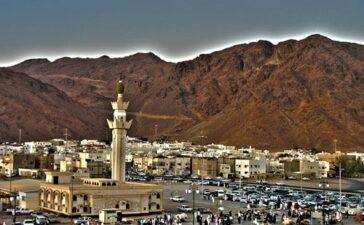 جبل أحد- إسلامي ميديا