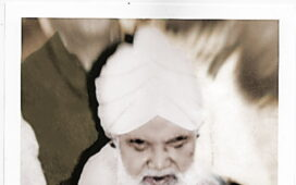 المفتي محمد عميم الإحسان المجددي البركتي البنجلاديشي